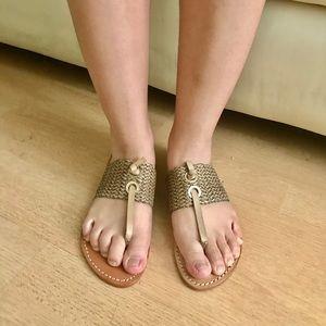 Schutz slide sandal